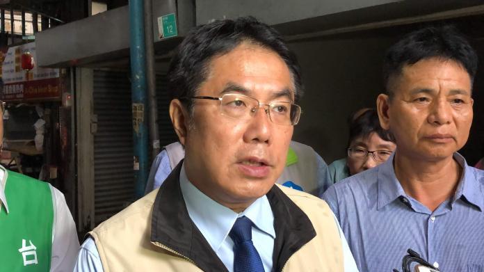 台南市長黃偉哲被控違法收受政治獻金案,日前獲不起訴處分