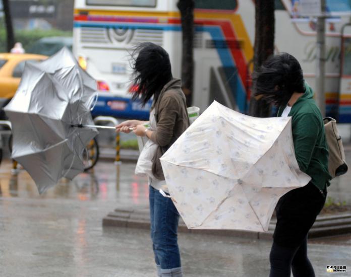 防利奇馬颱風 水利署強化戒備 1336部移動抽水機待命