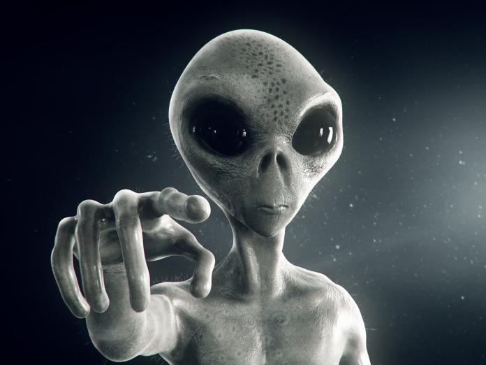 ▲外星人話題近日在美國又再引起轟動(圖/翻攝自網路)