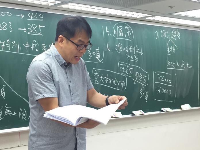 大學指考落點怎麼看? 補教師公布選填志願4步驟