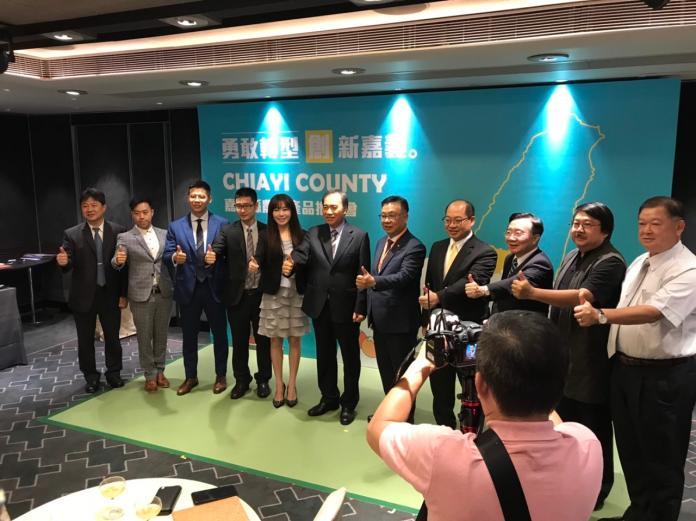 前進香港宣傳農特產 嘉義縣外銷展新機