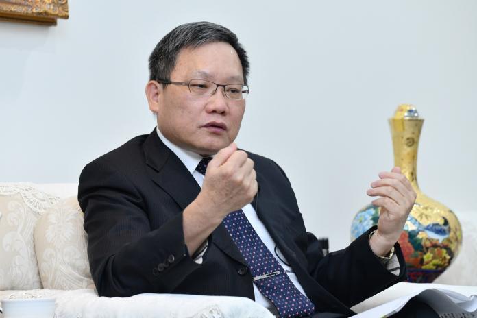 韓國瑜控國稅局洩個資 財長回嗆無的放矢、沒證據就道歉