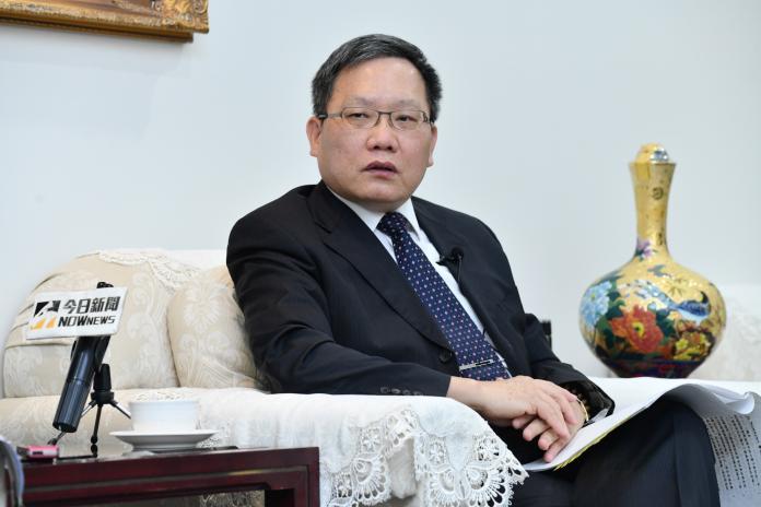 要求公股行庫注意曝險 財長示警中國大陸金融恐也有問題