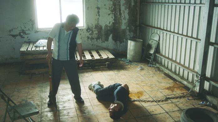 <br> ▲李春生綁架莊凱勛。(圖/公視提供)