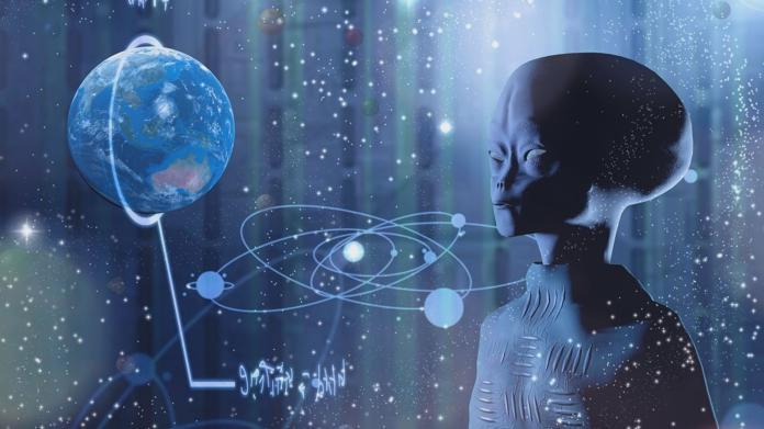 ▲美國曾有生態學家指出,地球其實是外星人流放人類的監獄。(圖/翻攝網路)