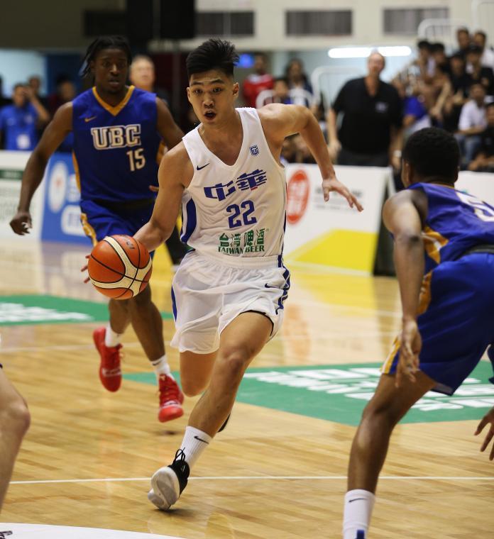 籃球/台灣籃球新希望!中華白隊將參加共好盃賽事