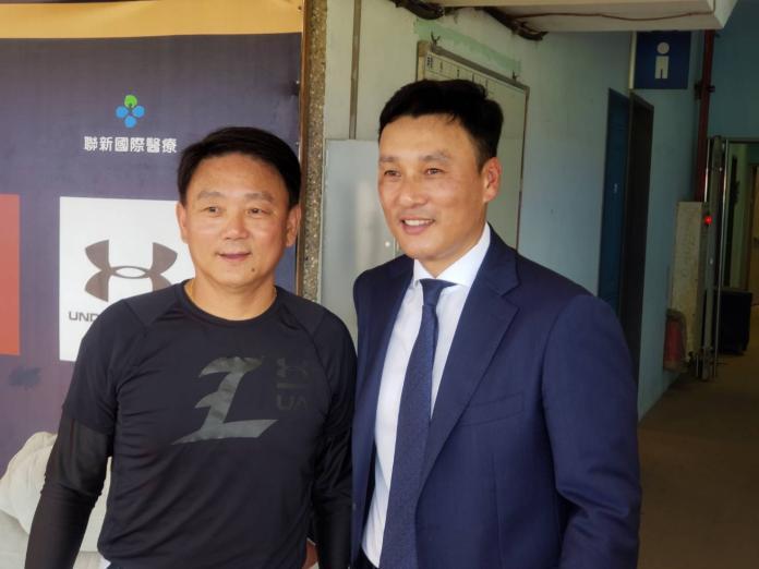 中華職棒/<b>李承燁</b>有三好 洪總:南韓國家隊早晚是他的