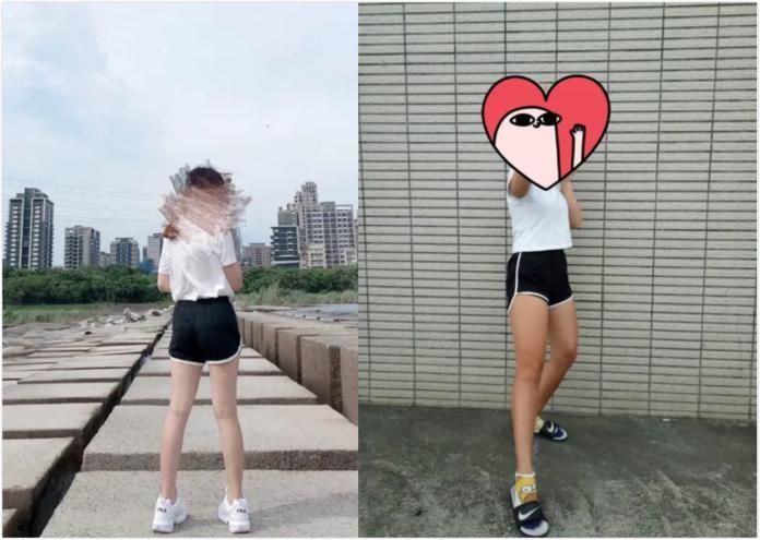 一名女網友在「 Dcard 」提到火紅的真理褲,疑惑表示「真的有女孩會穿這樣出去嗎?」貼文釣出眾多女網友分享實穿感想,更在留言串曬照蓋起「真理褲樓」。(圖/翻攝自 Dcard )