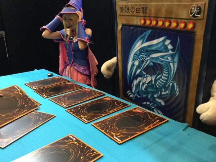 <br> ▲遊戲王卡牌深受眾人歡迎,甚至有許多人會特地參加比賽。(示意圖/取自 YuGiOh_OCG_INFO 推特)
