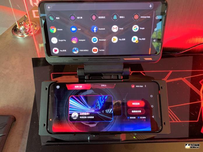 華碩電競手機ROG Phone II來了 豐富配件與上市日期確認