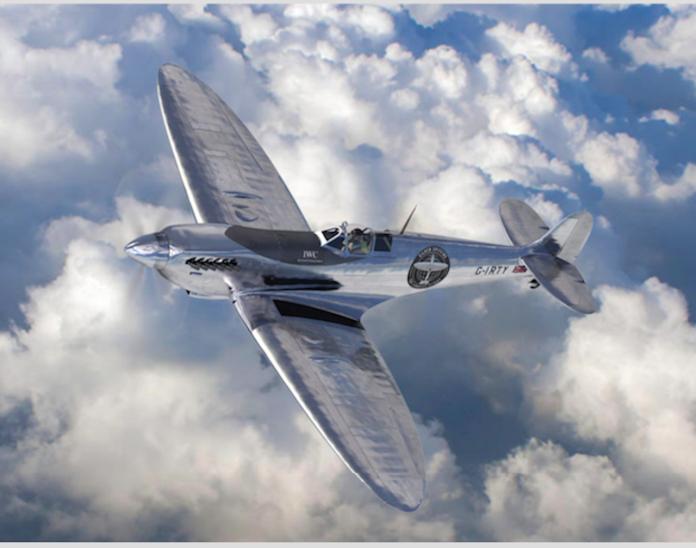 曾助<b>敦克爾克</b>撤退!英軍傳奇噴火式戰機 九月將訪台灣