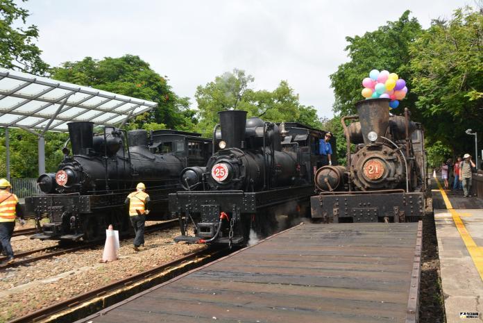 退休陳列44年 百年「爭氣」老火車將重出江湖