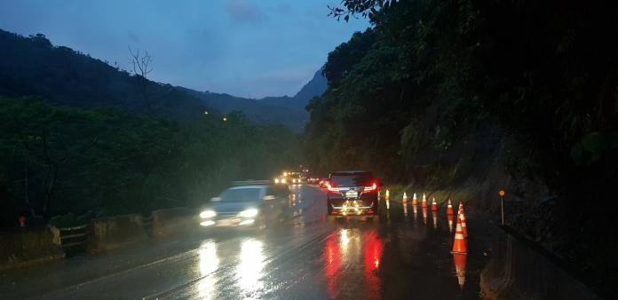阿里山公路坍方已排除 晚間7點開始雙向通車