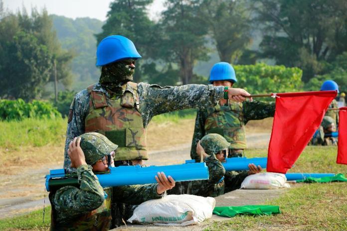 ▲國軍常備兵役軍事訓練學員常備兵役軍事訓練學員。(圖/軍聞社提供,)