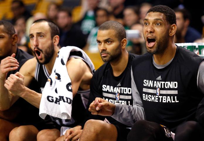 NBA/近23年來首次 <b>馬刺</b>確定無緣打季後賽