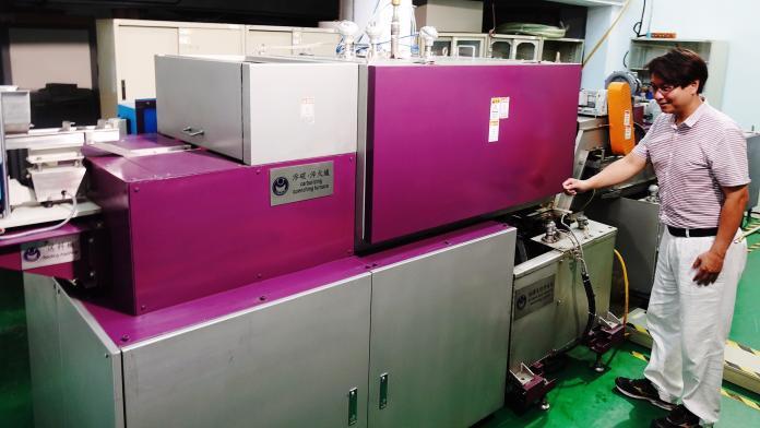 商品微型化 金屬中心精微<b>熱處理</b>技術助産業邁向國際