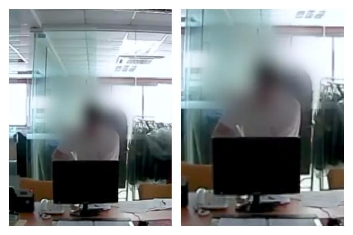 身體出狀況!他疑茶有怪味 裝監視器驚見20年同事加強酸