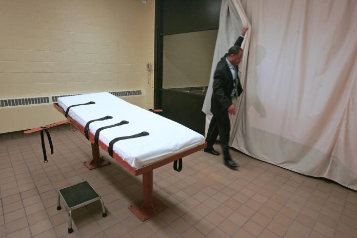 ▲美國聯邦政府將恢復執行死刑。(圖/美聯社/達志影像)