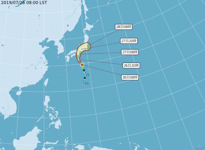 颱風又來了!赴日旅客須注意