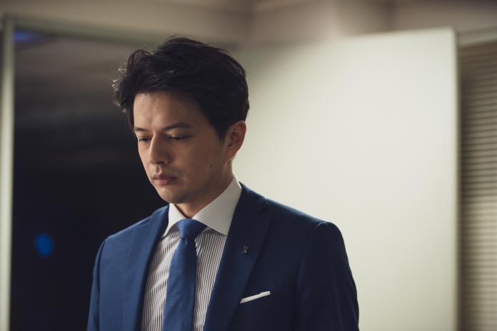 <br> ▲ 江常輝在《靈異街11號》飾演敗家子。(圖/LINE TV提供)