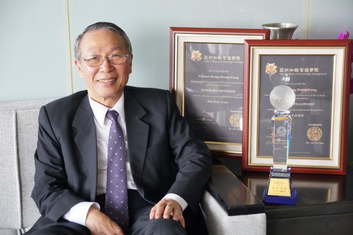 曾當面嗆馬英九 知名水利專家、成大前校長黃煌煇辭世