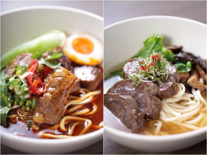 <br> ▲雄獅旅遊與台北晶華飯店合作,將道地台灣牛肉麵的美味在海上呈現。(圖/雄獅旅遊)