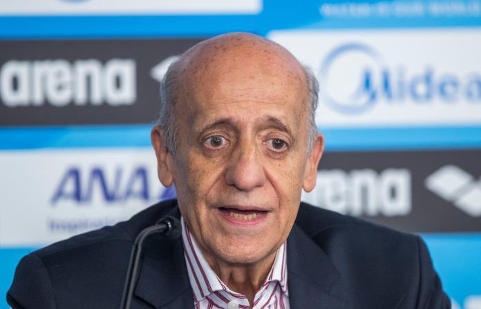 FINA World Championships 2017: FINA president Maglio