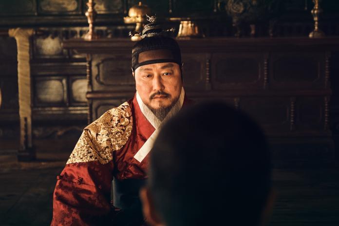 ▲《王的文字》這次是宋康昊二度扮演君王的角色(圖/采昌國際多媒體)