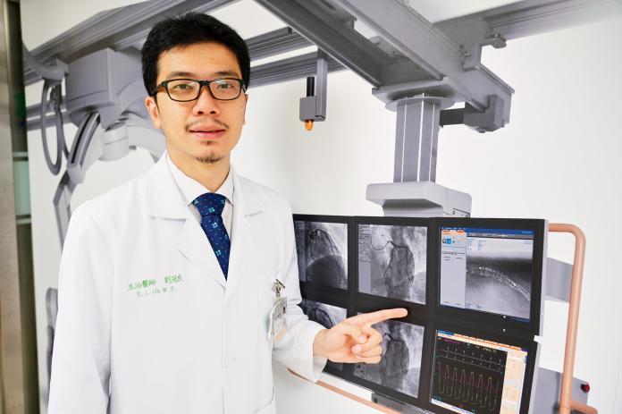 聯新國際醫院心臟內科主治醫師劉冠良