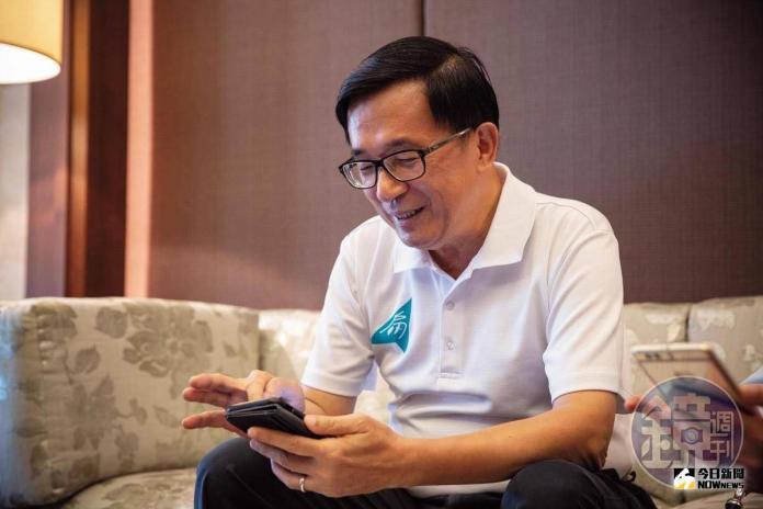 影/韓國瑜批小英做3年倒退30年!陳水扁嗆:不至於吧!
