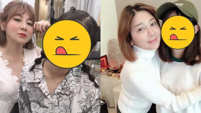 ▲王彩樺高顏值女兒曝光。(圖/臉書)