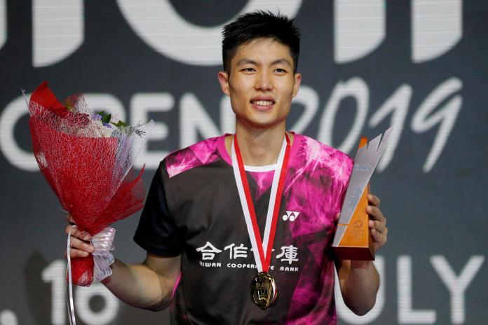 羽球/中國一哥腳傷恐缺席世錦賽 周天成坐穩生涯新高
