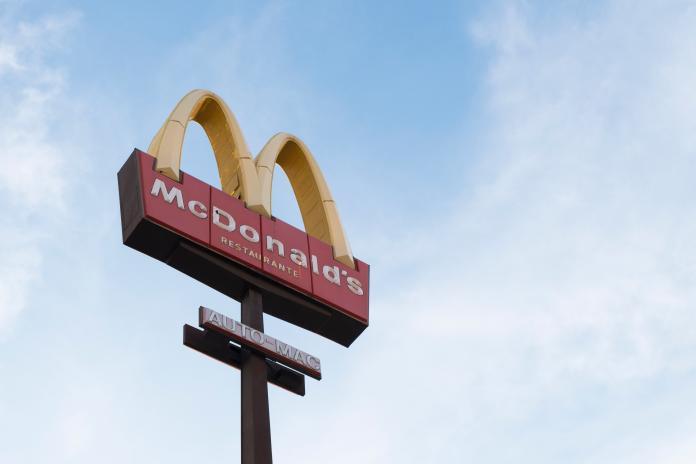 ▲事後這名員警也向該麥當勞分店道歉。(示意圖/圖中非當事人,取自 Unsplash )