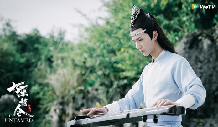 <br> ▲ 王一博主演《陳情令》。(圖/WeTV提供)