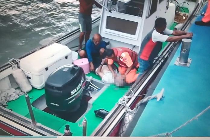 兄弟檔乘<b>膠筏</b>出海捕漁 意外翻覆一死一傷