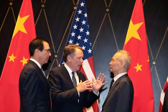 美貿易代表建議拜登繼續施壓 維持對中關稅
