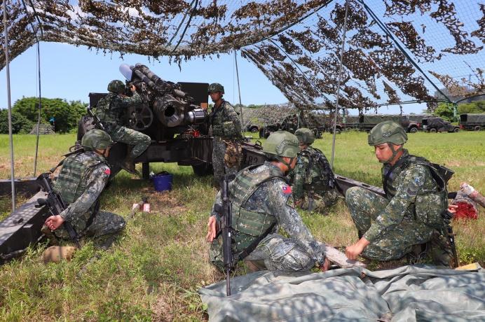 ▲ 陸軍第八軍團提供