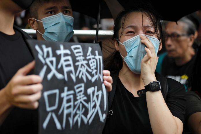 香港恐成中國直轄市? 傳北京擬廢「一國兩制」