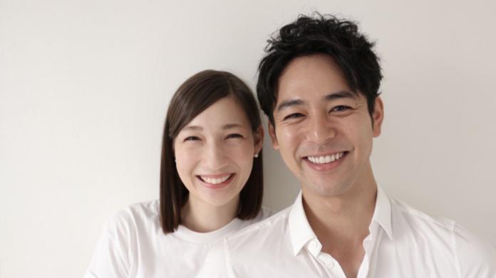 ▲妻夫木聰(右)與Maiko做人成功,妻子預產期曝光。(圖/翻攝natalie.mu)