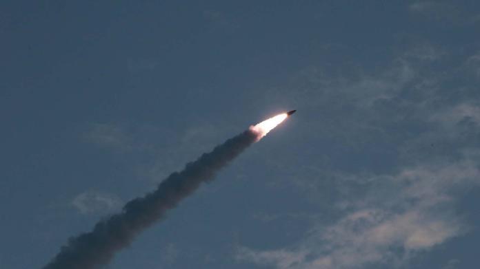 ▲北韓 2 日凌晨再度發射不明物體。(圖/翻攝RT)