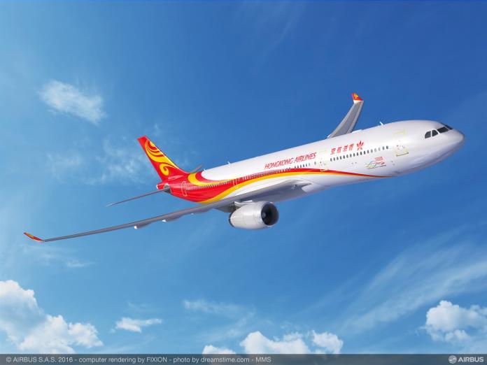 ▲香港航空(圖/取自香港航空官網)