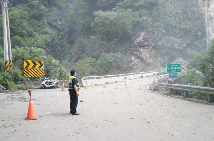 影/台七線榮華橋坍方 桃園北橫探險節<b>高空彈跳</b>取消