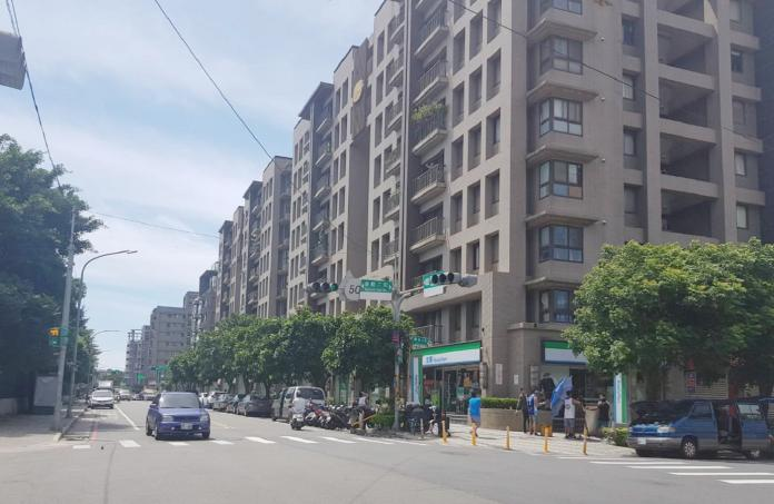 ▲南勢國小商圈是林口新市鎮重劃區中,房價最便宜的區段。(圖/信義房屋提供)