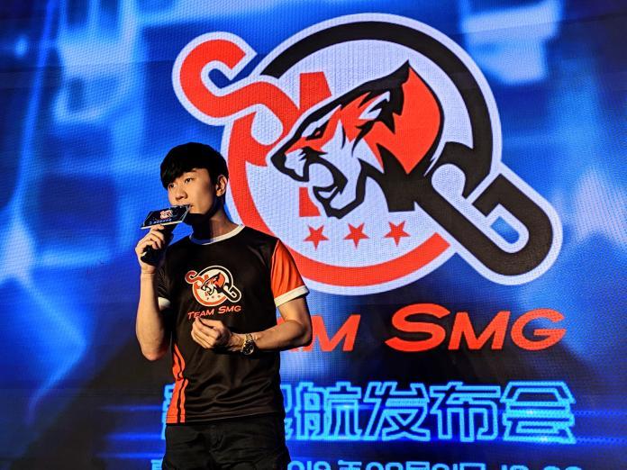 ▲林俊傑成立全新的電競戰隊「TEAM SMG」。(圖/JFJ提供)