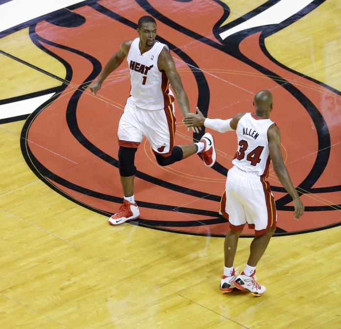 NBA/回憶連霸「那一投」 雷槍:當時不確定是否踩線了