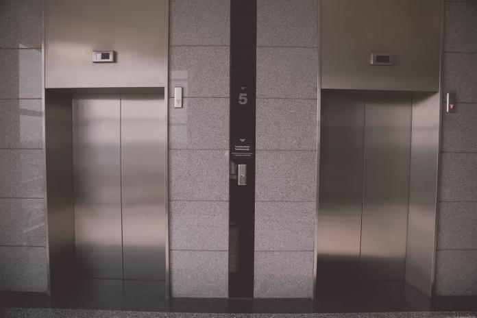 ▲電梯。(示意圖/翻攝自 Pixabay )