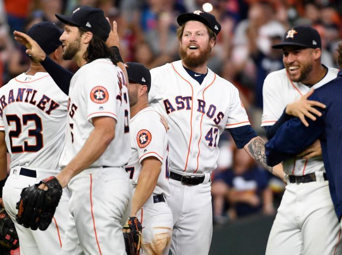 MLB/太空人前守護神首度告白 願意繳回冠軍戒
