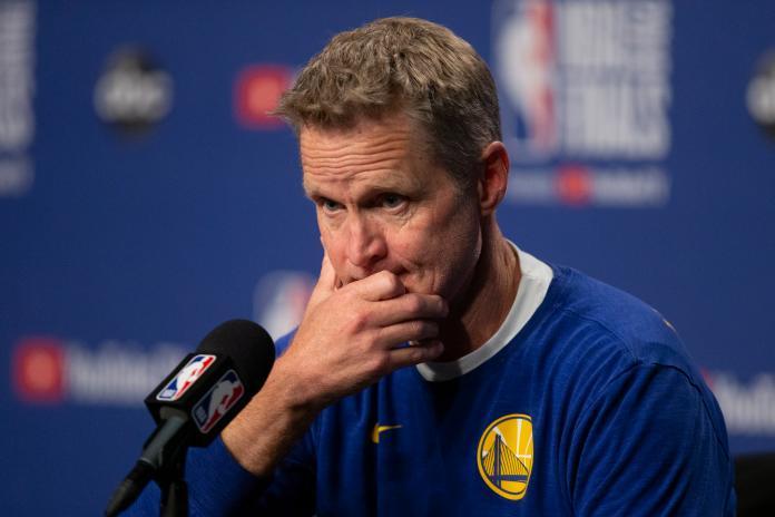 NBA/冠軍勇士想東山再起 柯爾:自由市場找老將加盟