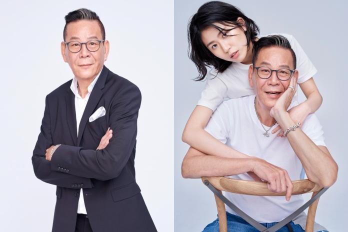▲龍劭華與女兒陳璇合拍微電影。(圖 / 寶麗來國際娛樂提供)