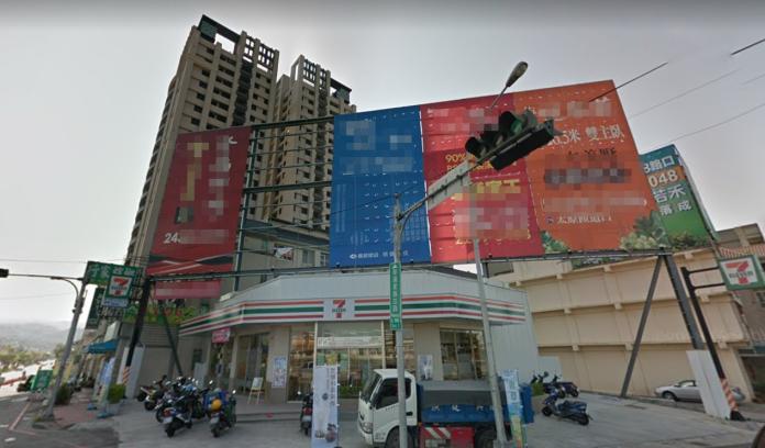 ▲台中北屯松竹路周邊的預售屋林立,有「建案一條街」之稱。(圖/翻攝自Google Map)